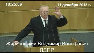25 лет Конституции России! Итоги, анализ, прогнозы и рецепты от Жириновского!