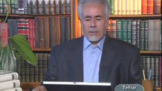 ŞİFA TEFSİRİ - MAHMUT TOPTAŞ HOCAEFENDİ - YUNUS SURESİ 01-04) (161.Ders)