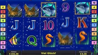 Online Casino Test des Slots Dolphins Pearl Deluxe im Quasar-Casino