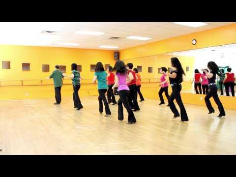 80 Proof - Line Dance (Dance & Teach in English & 中文)