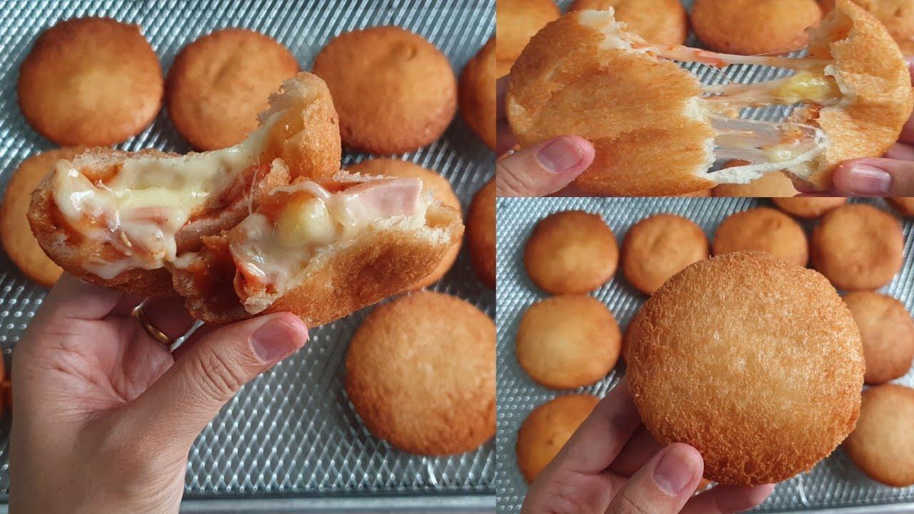 สร้างอาชีพด้วยพิซซ่าทอด5ไส้ สูตรซอสพิซซ่าง่ายๆ พิซซ่าขนมปังแผ่น ลงทุนครั้งแรกกี่บาท ต้นทุนแต่ละไส้