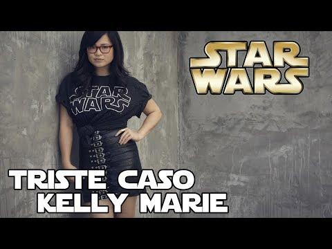 El triste caso de Kelly Marie (Rose Tico) - Star wars