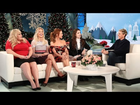 Download Youtube: 'Pitch Perfect 3' Cast Talk Sequels with Ellen