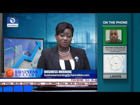 Business Morning: Equities Market Review
