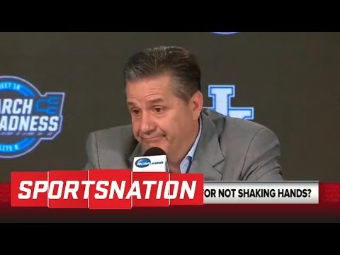LZ Granderson: I don't buy Coach Cal's excuse for not shaking hands | SportsNation | ESPN