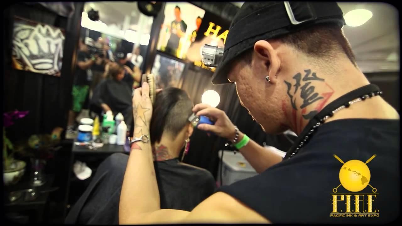 Pacific ink art expo hawaii tattoo expo youtube for Hawaii tattoo expo