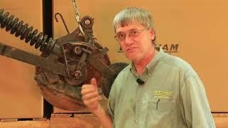 Needham Ag - Closing And Firming Wheel Arm Bushings For John