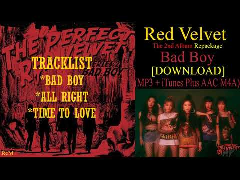 Red Velvet – The Perfect Red Velvet – The 2nd Album Repackage (MP3 + ITunes Plus AAC M4A)