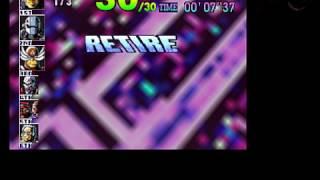 F Zero X Game Over