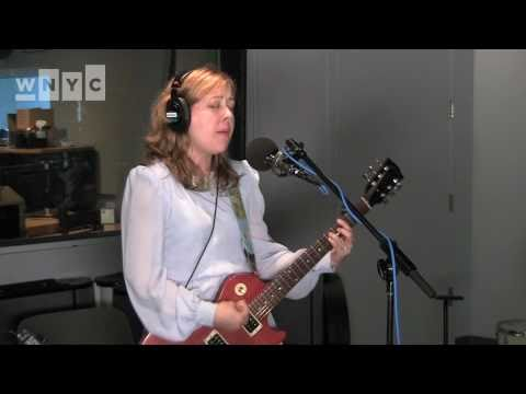 "The Corin Tucker Band, ""Thrift Store Coats."" Live on Soundcheck"