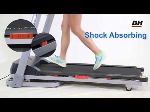 BH BT6443 T200 Treadmill