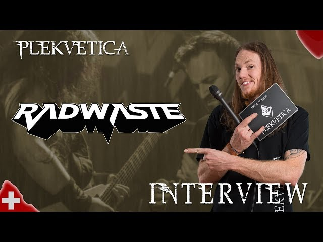 [ Interview ] Radwaste ( 2018 ) |  Thrash Metal