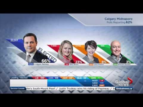Federal Election 2015: Jason Kenney expects Stephen Harper to resign