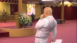 Profeta Jose Font en Texas -Predica y Don de ciencia- 2012