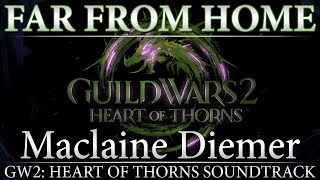 GW2: Heart of Thorns Soundtrack - Untitled Verdant Brink BGM 4
