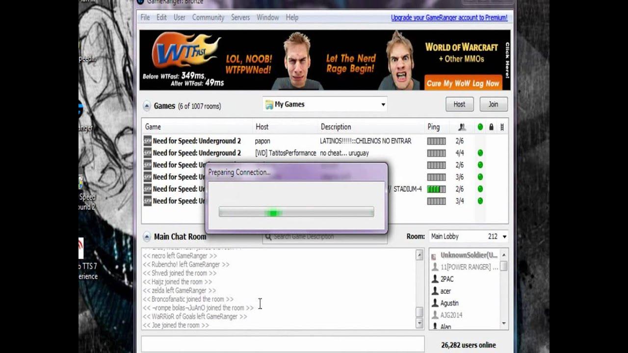 Como Jugar Need For Speed Underground 2 Online 2012 Si