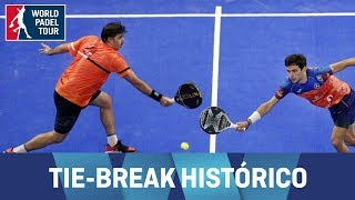 El 'Momentazo' del Granada Open 2018: Un tie-break para la historia