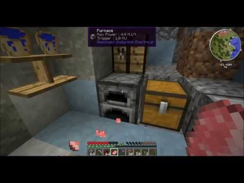 Industrials.black plays Minecraft: Resonant Rise Ep1