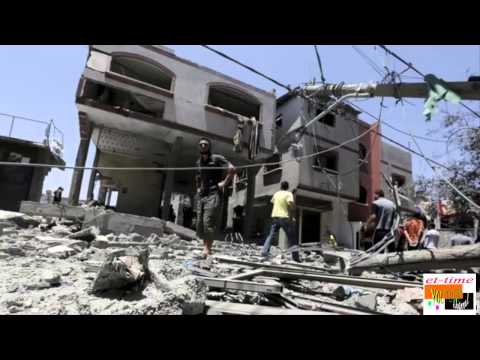 Israel warns north Gaza civilians to evacuate ahead of strikes