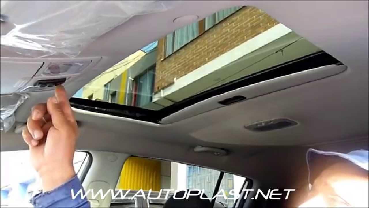 Autoplast Bodyworx Techo Corredizo Electrico