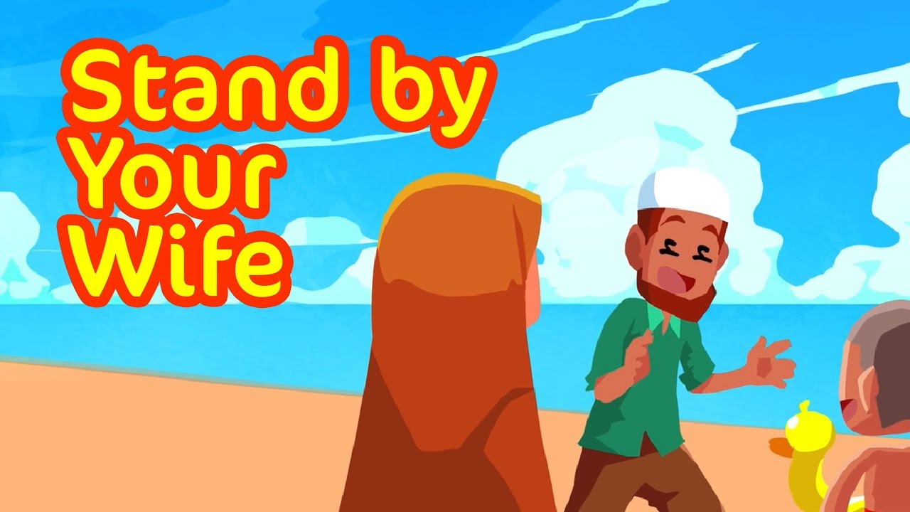 Stand by your wife | Mufti Menk | Blessed Home Series