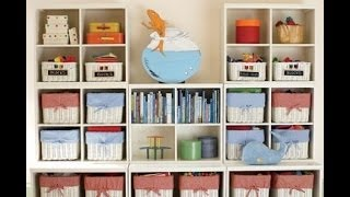 видео Хранение игрушек в детской комнате: икеа, коробки для вещей и шкаф, системы своими руками, идеи, как навести порядок и организовать вертикальное хранение