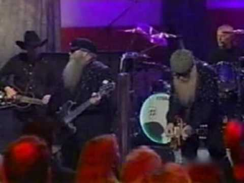 ZZ Top / La Grange / Live With Brooks & Dunn / High Quality