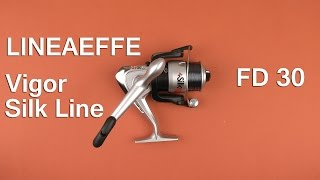 Розпакування Lineaeffe Vigor Silk Line FD 30