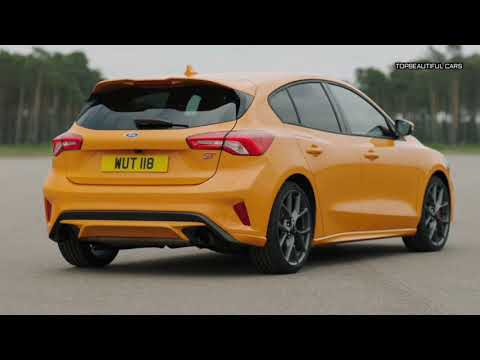 2020 Ford Focus ST Exterior Interior and Drive