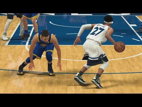 NBA 2K18 My Career - Stolen Inbound Splash! CFG2 PS4 Pro 4K Gameplay