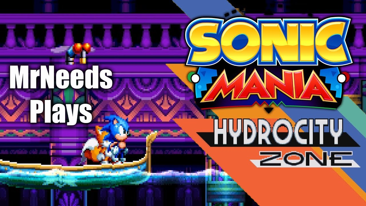 71ebe01e24 Sonic Mania - Episode 7 - Time to find the swimming trunks - YouTube