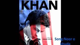 Noor e khuda- My Name is Khan