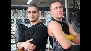 Coach Zahabi tells his story on how he became an mma coach
