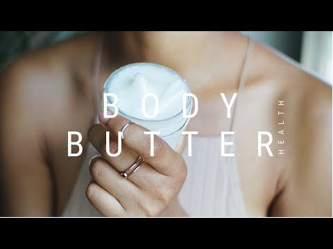 DIY Magnesium Body Butter // Why We Need Magnesium ?? | Thatgirlshel