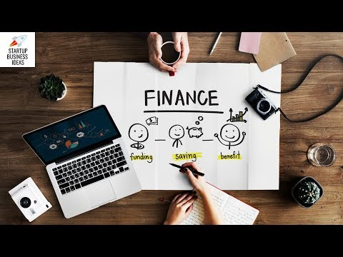 5 Ways to Finance Your Business | Startup Business Ideas