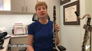 Developing a Practice Routine with Betty Bley
