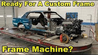 Getting My 1966 Ford Mustang Gt Ready For A Custom Frame