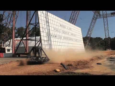 This NASA crash test montage is surprisingly zen