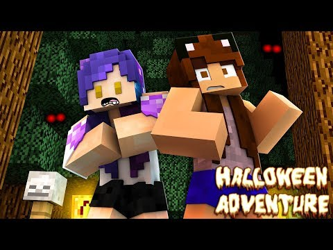 THE HALLOWEEN ADVENTURE! 🎃 - Minecraft