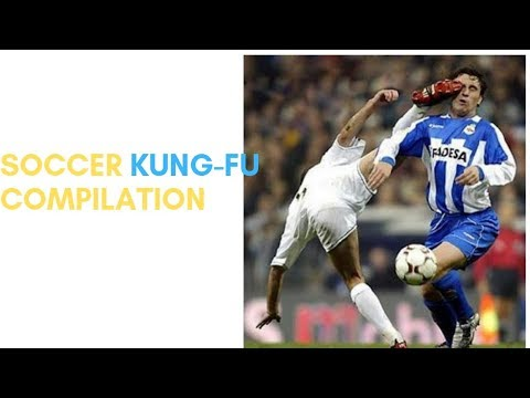 best-soccer-kung-fu-play-moments-●-hd