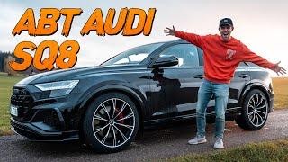 510 PS ABT Audi SQ8 | Die VORSTUFE des RSQ8 | Daniel Abt