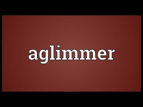 Header of aglimmer