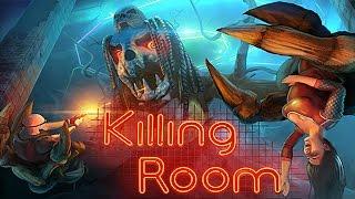 РЕАЛИТИ ШОУ НА ВЫЖИВАНИЕ! СИМУЛЯТОР ВЫЖИВАНИЯ!  ☘ Killing Room Ч.2