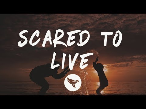 The Weeknd - Scared To Live (Lyrics)
