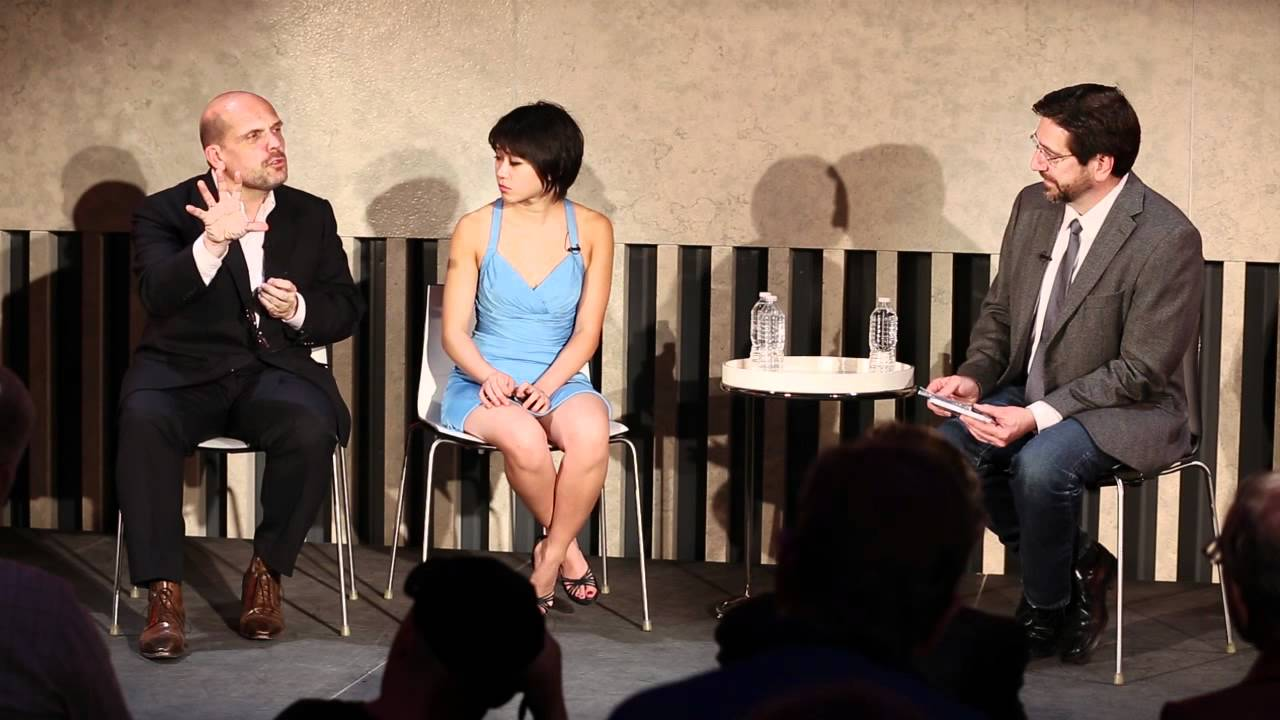 "Offstage with Yuja Wang and Jaap van Zweden -- ""Guest Conducting the New York Philharmonic"""