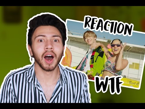 &39;CHICKEN NOODLE SOUP&39; - J-HOPE BECKY G REACTION  Niculos M
