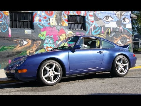 1997 Porsche 993 Carrera - One Take