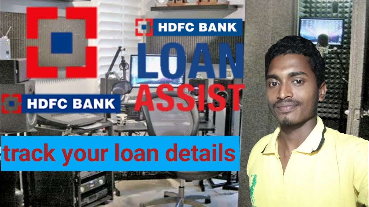HDFC loan details check || HDFC Bank || by app HDFC Loan ...