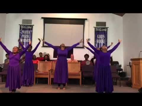 Jekalyn Carr- Bigger praise dance by Purity