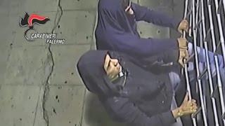 Arrestati a Palermo i ladri dei negozi di lusso